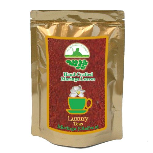 1 Oz Loose Moringa Tea