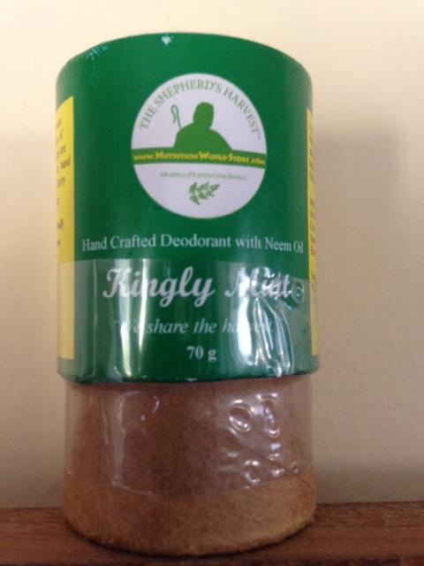 Kingley Mint Deodorant