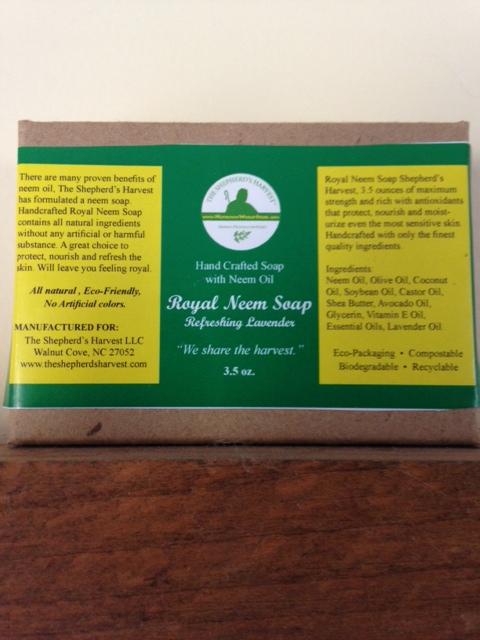 Royal Neem Soap (3.5 OZ)